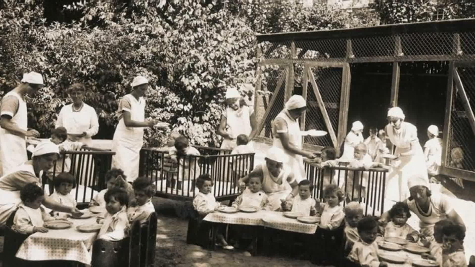 Hoe 600 Joodse kinderen uit handen van de Duitsers