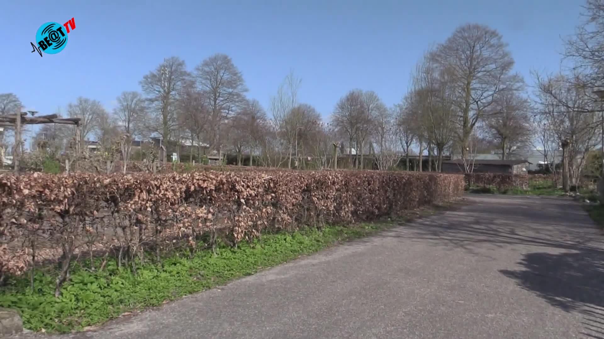 Luisterpalen Landgoed Willibrordus Heiloo geplaatst (20 april 2021)